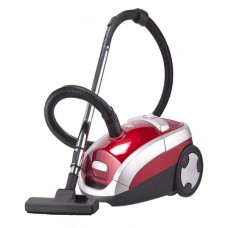 Anex Deluxe Vacuum Cleaner With speed control - AG-2093 - Red - 1500 Watts