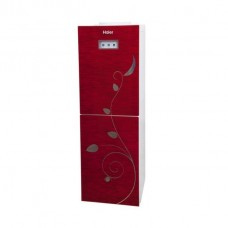 Haier - Official HWD-3409D - Water Dispenser - Red