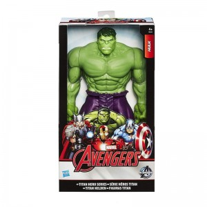 Marvel Heros – Super Heros Collection – The Hulk